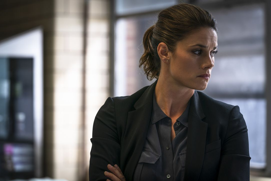 Maggie Bell (Missy Peregrym) - Bildquelle: Michael Parmelee 2018 CBS Broadcasting, Inc. All Rights Reserved/Michael Parmelee