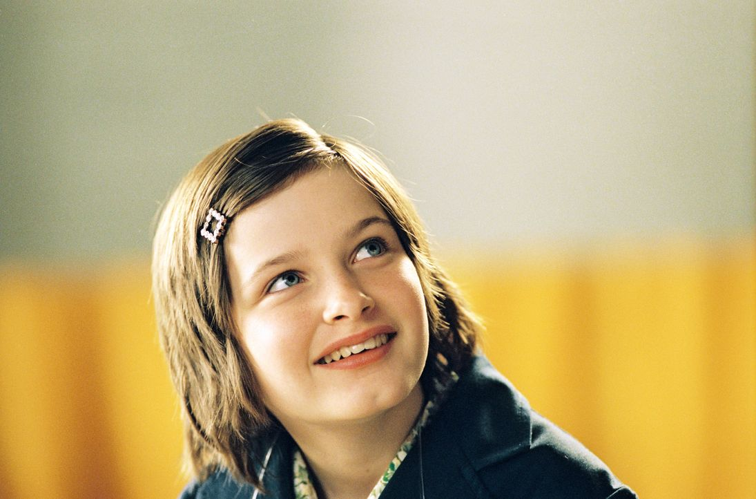 Die elfjährige Eliza Naumann (Flora Cross) hat eine ganz besondere Begabung: Sie kann mit Worten umgehen wie kein anderer ... - Bildquelle: Copyright   2005 Twentieth Century Fox