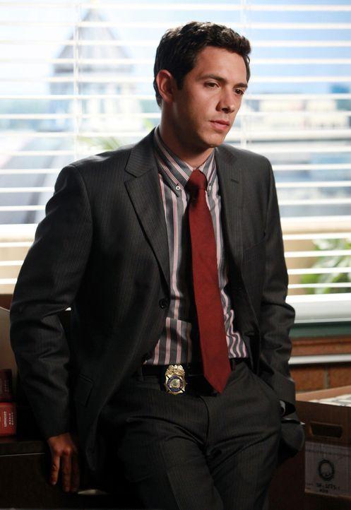 Der neue Boss des CBI: Luther Wainwright (Michael Rady) ... - Bildquelle: Warner Bros. Television