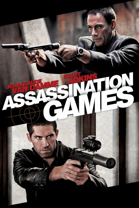 ASSASSINATION GAMES - Plakatmotiv - Bildquelle: 2011 Destination Films Distribution Company, Inc. All Rights Reserved.