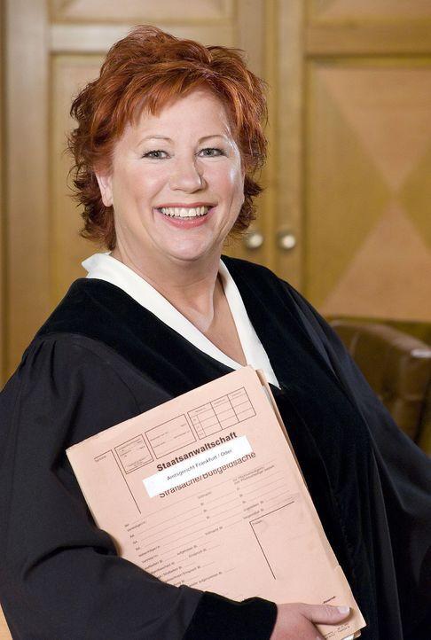 Richterin Barbara Salesch - Bildquelle: Sat.1