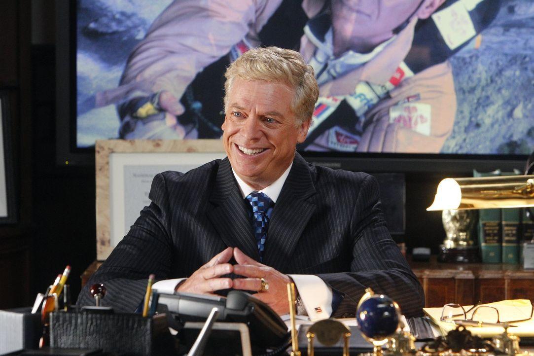 Macht es Adam in seinem neuen Fall nicht leicht: Gegenanwalt Tommy Jefferson (Christopher McDonald) ... - Bildquelle: Warner Bros. Television