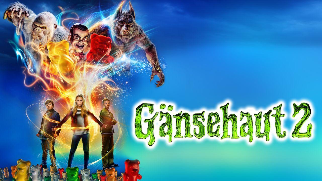 Gänsehaut 2: Gruseliges Halloween - Artwork - Bildquelle: 2018 Columbia Pictures Industries, Inc. All Rights Reserved.