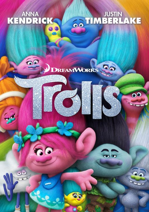 Trolls - Artwork - Bildquelle: 2016 DreamWorks Animation, L.L.C. All rights reserved.
