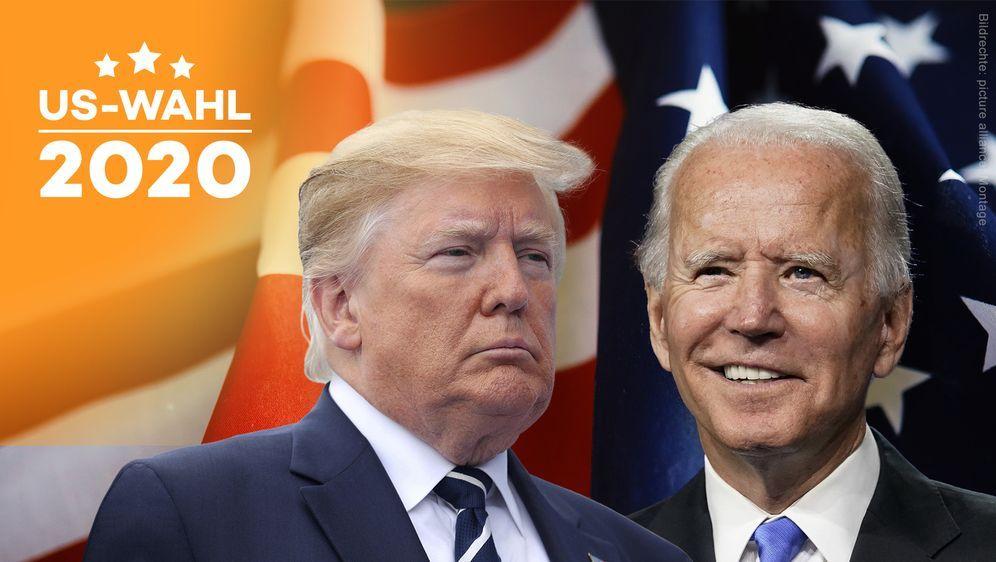 Wahl Des Amerikanischen Präsidenten