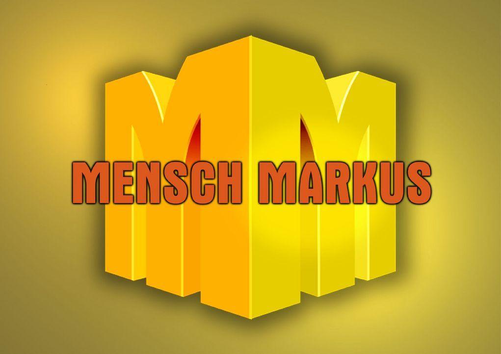 Mensch Markus - Logo