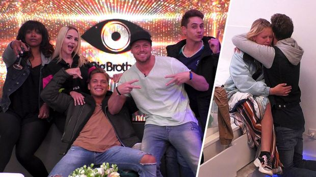 Big Brother - Big Brother - Folge 80: Die Finalisten Im Party-fieber & Rebecca Im Tränenmeer