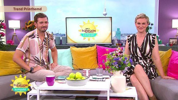 Frühstücksfernsehen - Frühstücksfernsehen - 19.06.2020: Fahrrad-trends, Iggi Und Patricia Kelly & Hemden Mit Bunten Prints