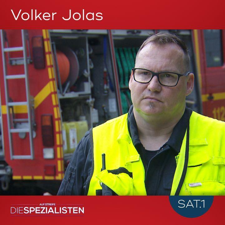 Volker Jolas - Bildquelle: SAT.1