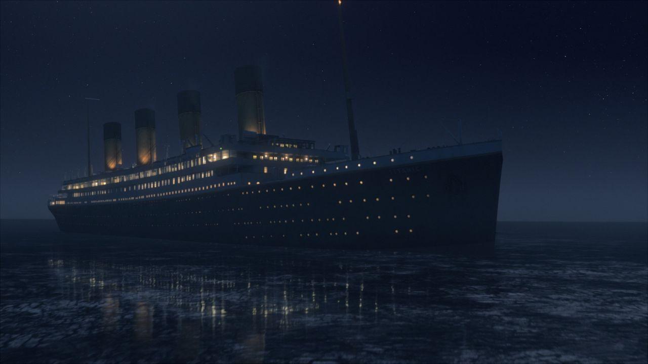 Der Coutdown zumUntergang der Titanic... - Bildquelle: Dangerous Films Ltd