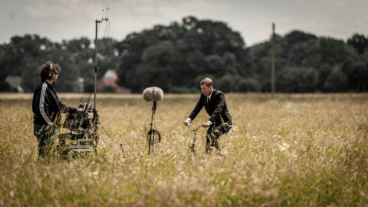 """""""Kein Angsthase - Til Schweiger macht Kino"""", eine Doku über zehn Jahre Filmschaffen von Til Schweiger, Deutschlands erfolgreichstem Schauspieler, Re... - Bildquelle: Warner Brothers"""