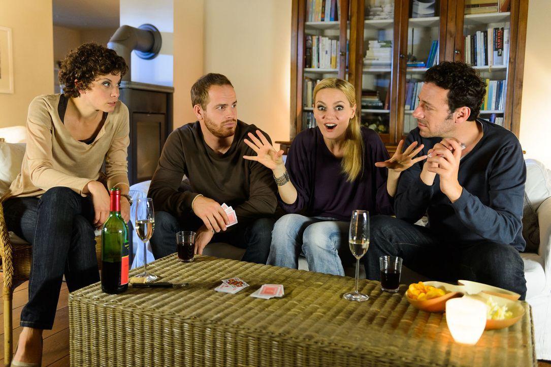 """(2. Staffel) - In """"Knallerfrauen"""" tut Martina Hill (2.v.r.) wonach ihr der Sinn steht - hemmungslos und unangepasst ... - Bildquelle: Willi Weber SAT.1"""