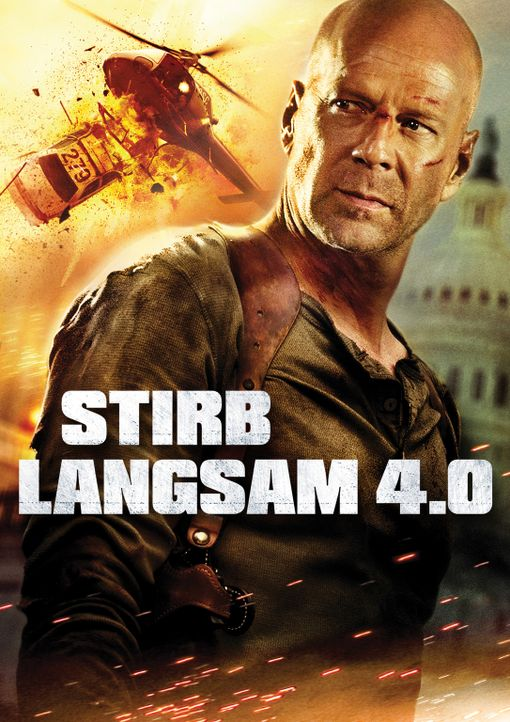 STIRB LANGSAM 4.0 - Artwork - Bildquelle: Frank Masi 2007 Twentieth Century Fox Film Corporation.  All rights reserved.