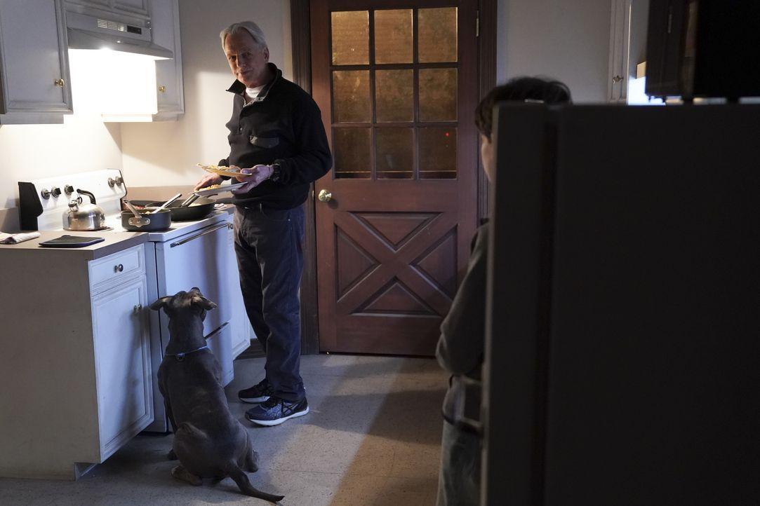 Leroy Jethro Gibbs (Mark Harmon) - Bildquelle: Bill Inoshita 2021 CBS Broadcasting, Inc. All Rights Reserved. / Bill Inoshita
