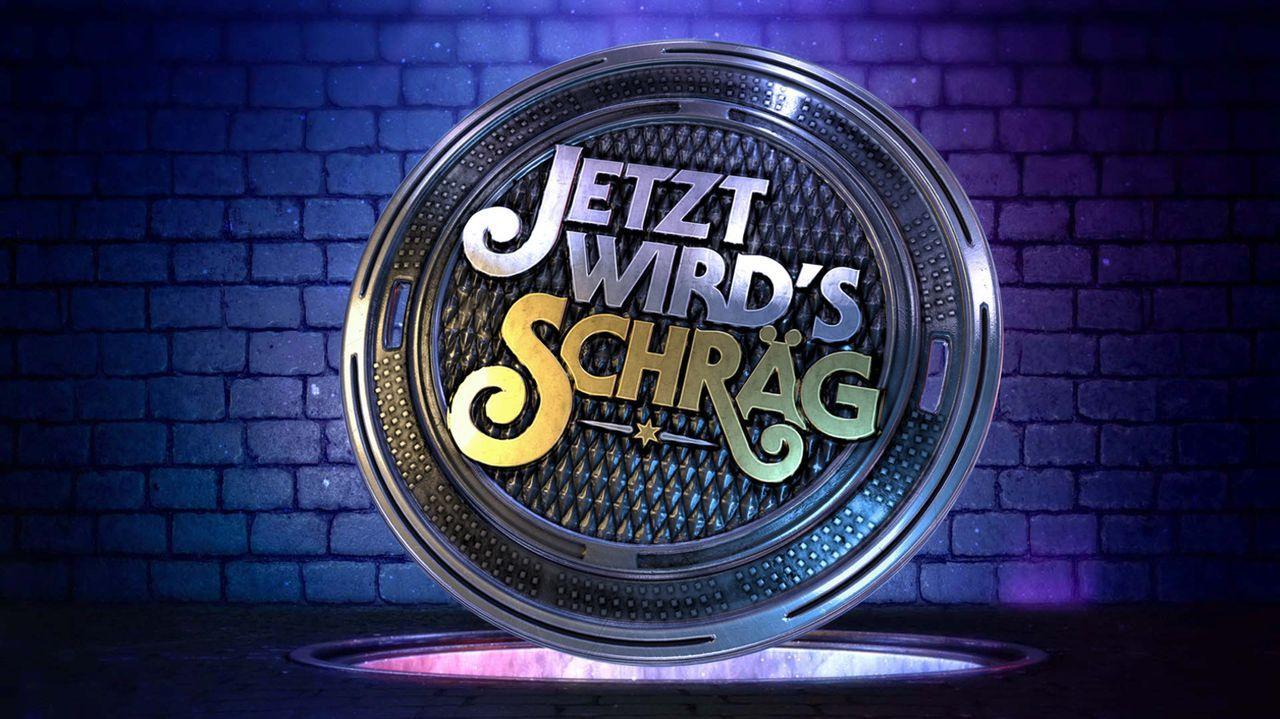 Jetzt wird's schräg - Logo - Bildquelle: SAT.1