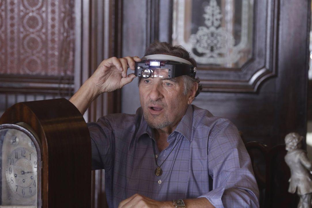 Abe (Judd Hirsch) verbringt glückliche Tage ... - Bildquelle: Warner Brothers