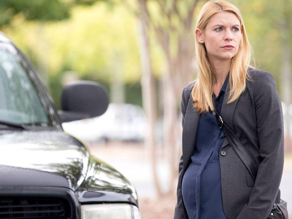Hochschwanger ist sich Carrie (Claire Danes) nicht sicher, ob sie ihr Kind will oder ob sie es ihrer Schwester und ihrem Vater überlässt. Sie hat ei... - Bildquelle: 2013 Twentieth Century Fox Film Corporation. All rights reserved.