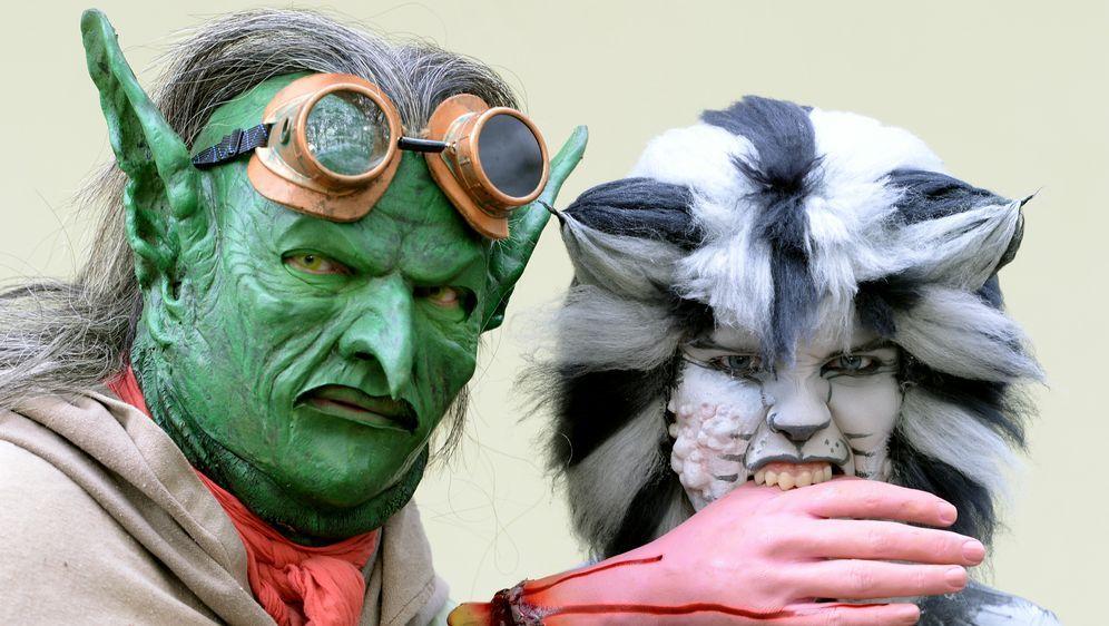 Halloween Kostum Ideen Gruselig.Halloween Kostum Ideen Sat 1 Ratgeber