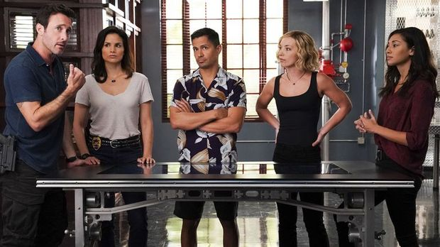 Hawaii Five-0 - Hawaii Five-0 - Staffel 10 Episode 12: Anruf Mit Folgen