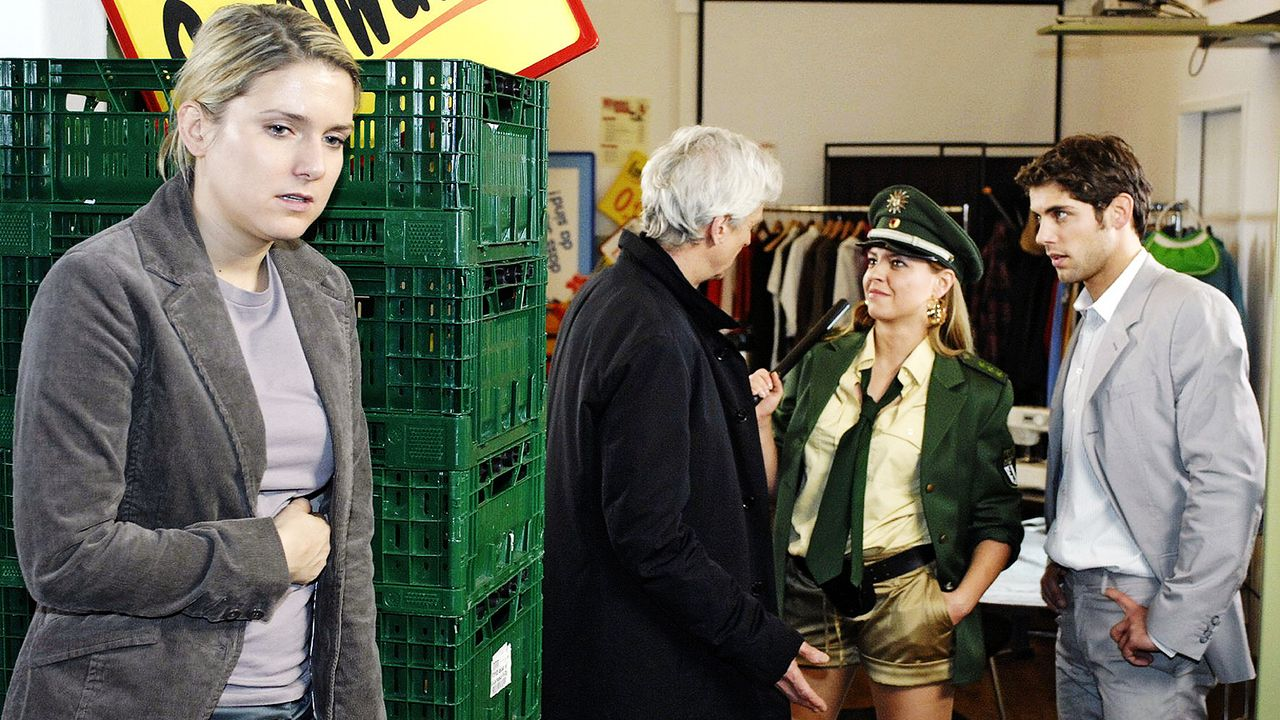 anna-und-die-liebe-folge-144-01-SAT1-Oliver-Ziebe - Bildquelle: Sat.1/Oliver Ziebe