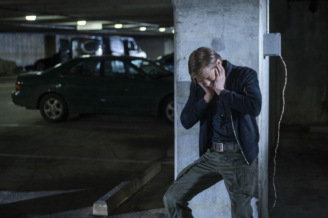 Angus MacGyver (Lucas Till) - Bildquelle: Mark Hill 2020 CBS Broadcasting, Inc. All Rights Reserved. / Mark Hill