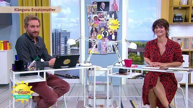 Frühstücksfernsehen - Frühstücksfernsehen - 10.06.2020: Schlager-duo, Günstiger Einkaufen Und Eine Känguru-ersatzmutter