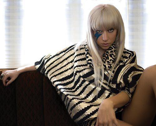 Galerie: Lady GaGa - Bildquelle: Ari Michelson - Universal Music