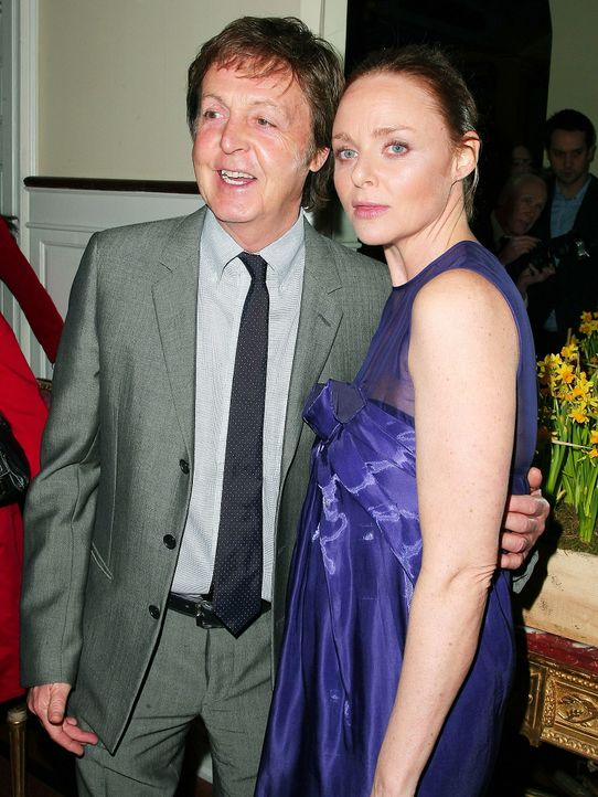 Sir-Paul-McCartney-Stella-09-03-30-getty-AFP - Bildquelle: getty-AFP