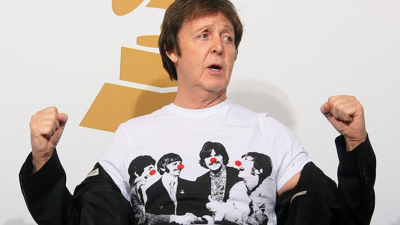 Sir-Paul-McCartney-grammy-awards-09-02-08-AFP - Bildquelle: AFP