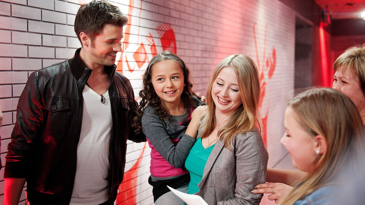 The-Voice-Kids-Nachher-Nicole-04-Andre-Kowalski - Bildquelle: SAT.1/Andre Kowalski