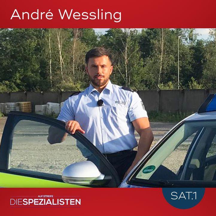 André Wessling - Bildquelle: SAT.1