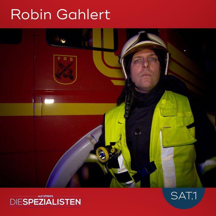 Robin Gahlert - Bildquelle: SAT.1