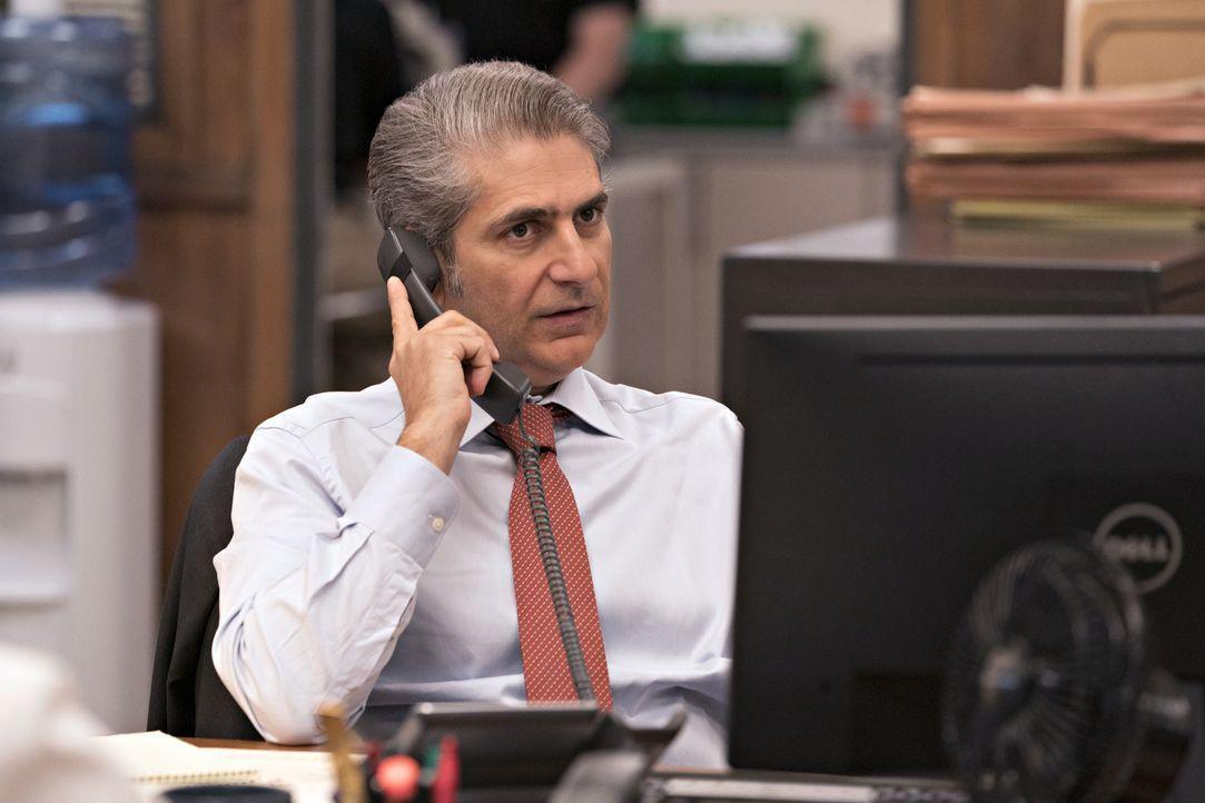 Detective Michael Sellitto (Michael Imperioli) - Bildquelle: Barbara Nitke 2020 NBCUniversal Media, LLC / Barbara Nitke