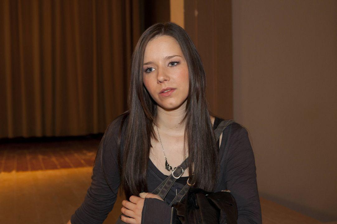 Luzi (Selina Müller) ist es leid, dass sie von den anderen ständig beleidigt wird ... - Bildquelle: SAT.1