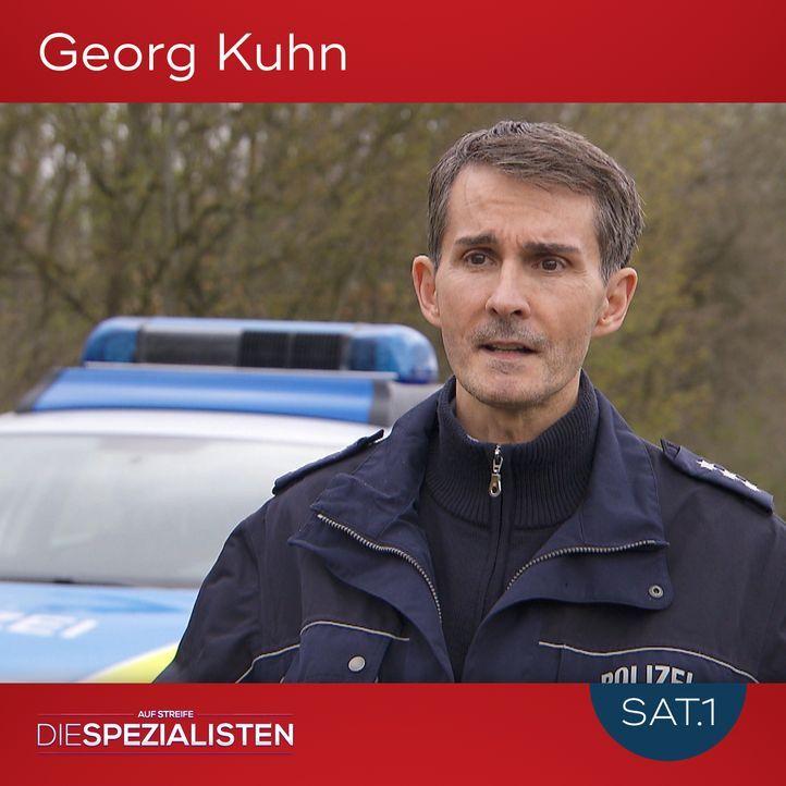Georg Kuhn - Bildquelle: SAT.1