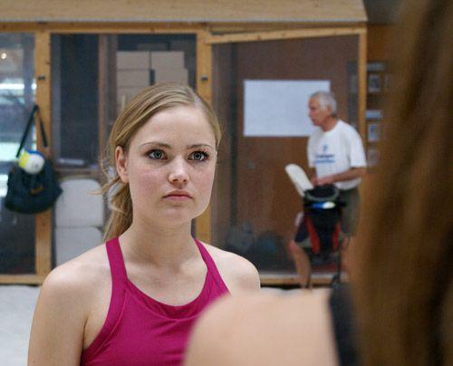 ... Sonja erfahren von der nächsten Übung: ... - Bildquelle: Danilo Brandt - Sat.1