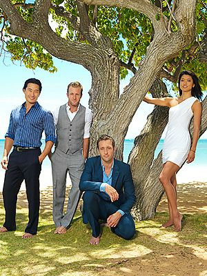 Das Team in Staffel 3 - Bildquelle: CBS Studios