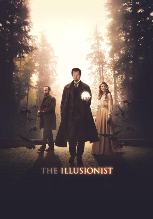 THE ILLUSIONIST - Plakatmotiv - Bildquelle: 2006 Yari Film Group Releasing, LLC.  All Rights Reserved.