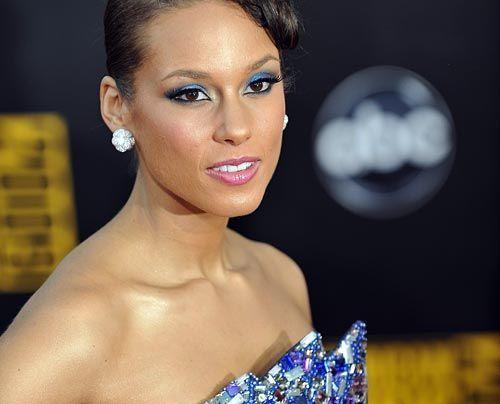 Galerie: Alicia Keys - Bildquelle: AFP
