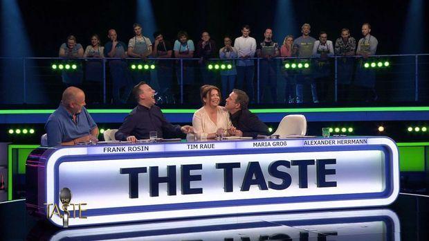 The Taste - The Taste - Liebe Geht Durch Den Magen