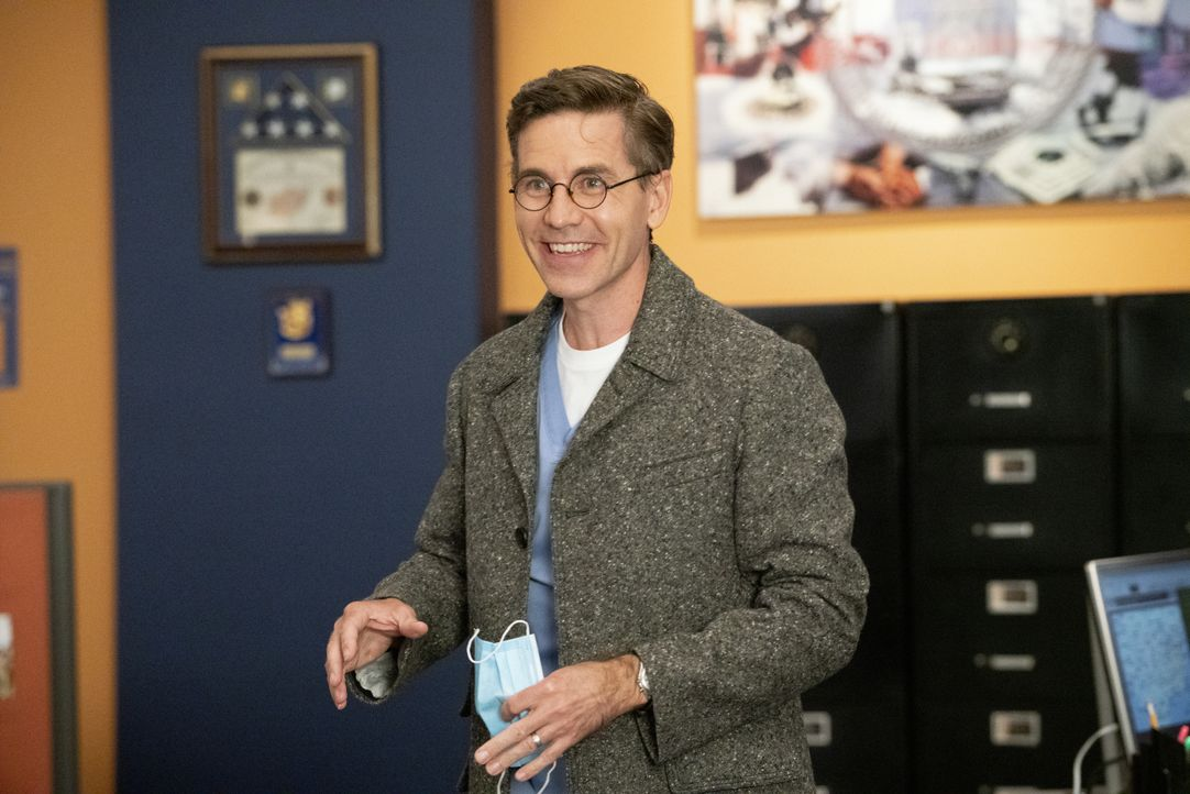 Jimmy Palmer (Brian Dietzen) - Bildquelle: Michael Yarish 2019 CBS Broadcasting, Inc. All Rights Reserved. / Michael Yarish