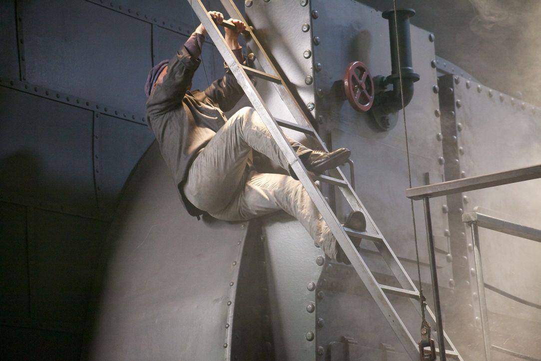 Wassereinbruch, der Feind ist an Bord. Für die Heizer beginnt ein Wettlauf mit dem Tod ... - Bildquelle: CJ December Dangerous Films Ltd