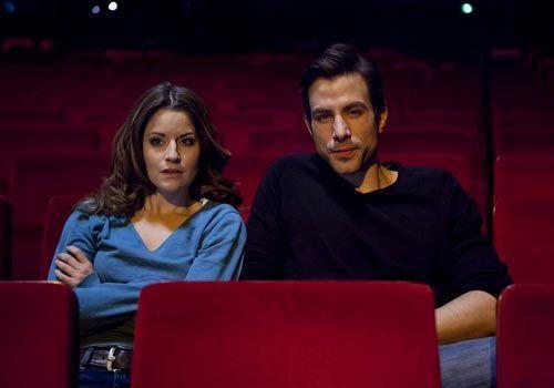 Freuen sich auf ein entspanntes Wochenende: Michael und Bea ... - Bildquelle: David Saretzki - Sat1