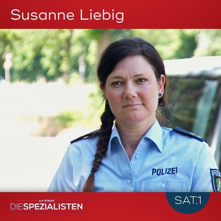 Susanne Liebig - Bildquelle: SAT.1