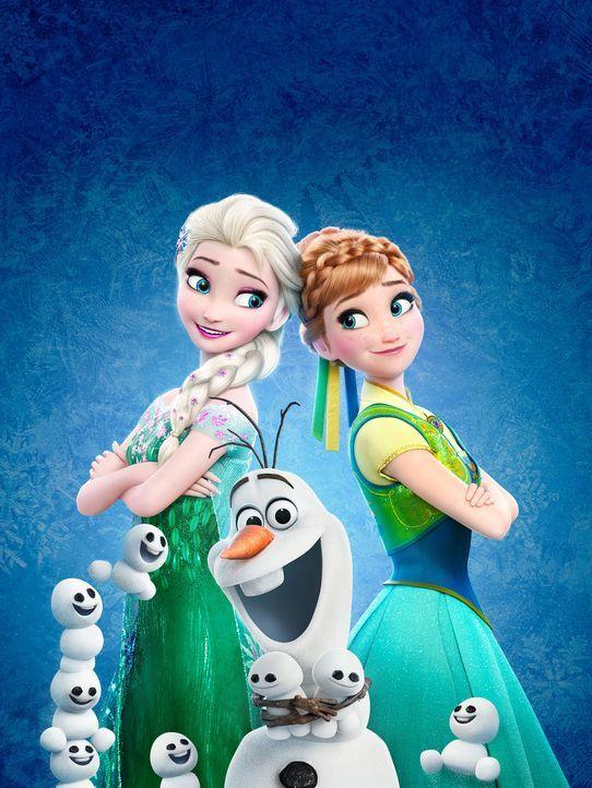 Die Eiskönigin: Party-Fieber - Bildquelle: Disney Enterprises, Inc.