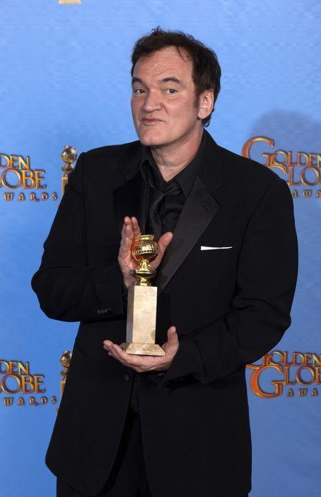 Quentin Tarantino - Bildquelle: +++(c) dpa - Bildfunk+++  Verwendung nur in Deutschland