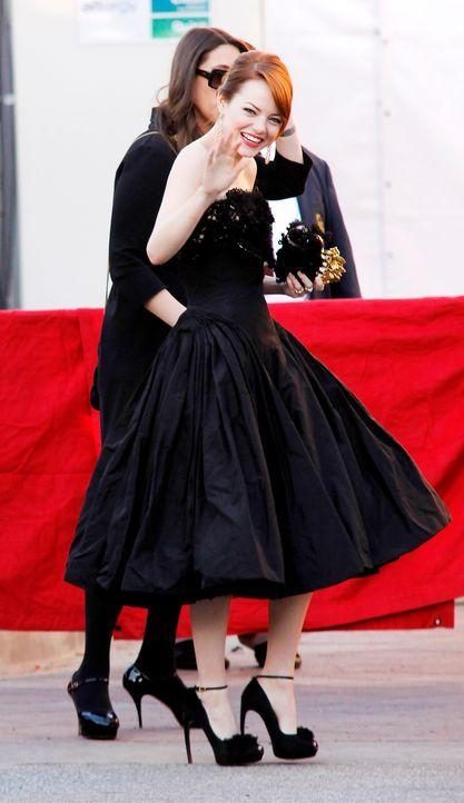 Schauspielerin Emma Stone bei den Screen Actors Guild Awards (SAG)  - Bildquelle: RHS/WENN.com