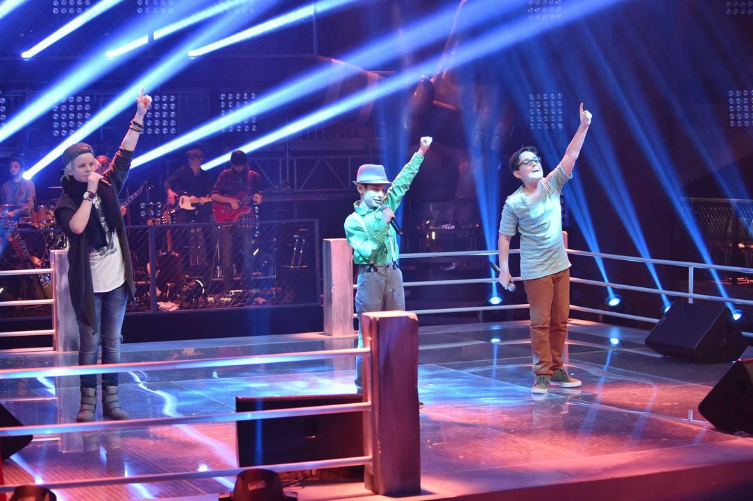 The-Voice-Kids-Stf04-Epi06-Auftritte-066-SAT1-André-Kowalski - Bildquelle: © SAT.1 / André Kowalski