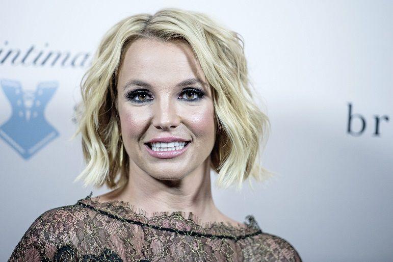 BritneySpears - Bildquelle: dpa: Christian Liliendahl