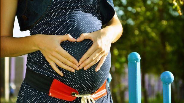 Abnehmen 10 Kilo in 1 Woche der Schwangerschaft